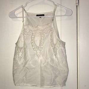 Kendall and Kylie white tank top #NWOT #PACSUN